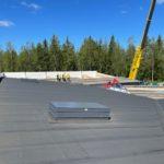 Meiltä täyden palvelun toimitila rakentamista talotekniikka LVIS & rakennustyöt